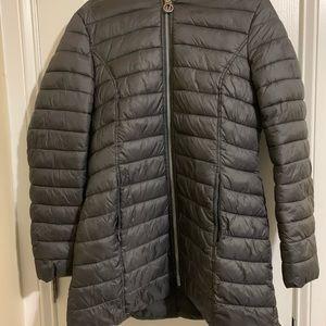 Long Grey long sleeve Jacket